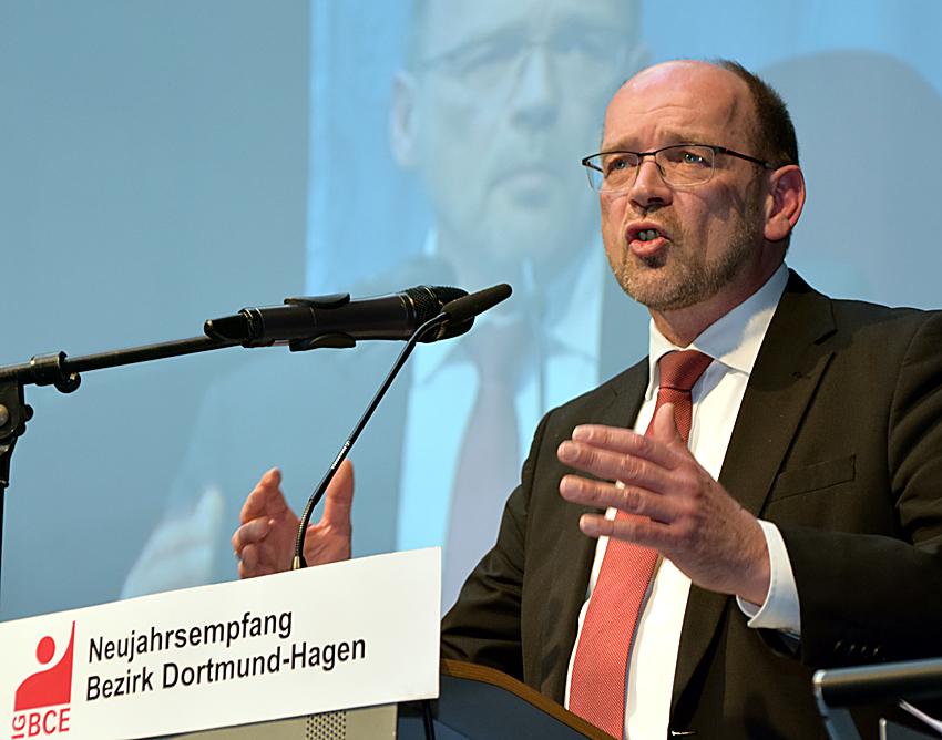 Rainer Schmeltzer in den SPD Landesvorstand wiedergewählt